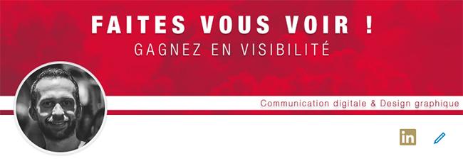 Pierre Capelle - Communication digitale - banniere Linkedin